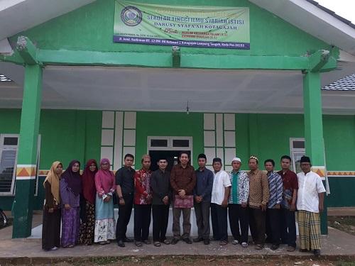 STIS Darusy Syafaah Adakan Pembinaan Bersama Sekretaris KOPERTAIS VII