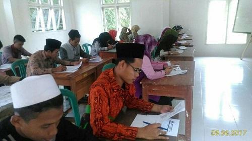 Pengumuman Hasil Tes Masuk Calon Mahasiswa STIS Darusy Syafaah Lampung Tengah