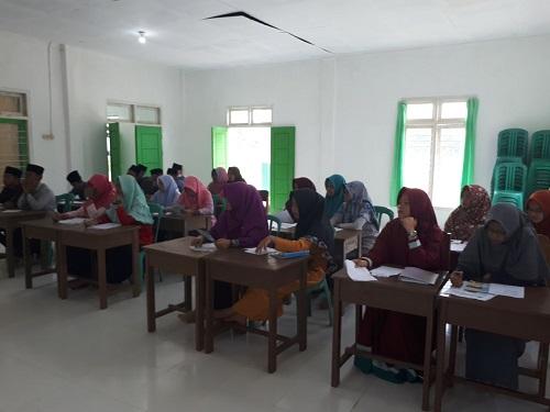 Nilai Hasil Tes Penerimaan Mahasiswa Baru Gelombang I