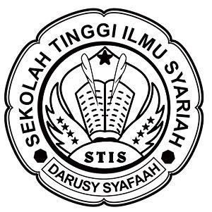 Logo STIS Darusy Syafaah Hitam Putih