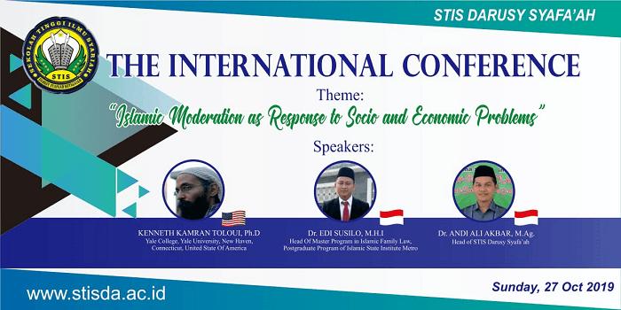 Seminar Internasional di STIS Darusy Syafaah, Hadirkan Pembicara Dari USA