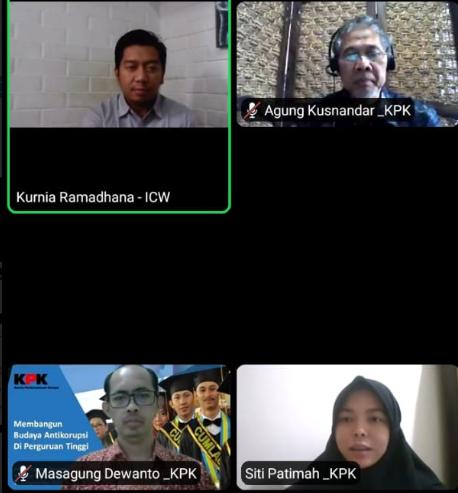 STISDA Lampung Tengah Ikuti Workshop Pendidikan Anti